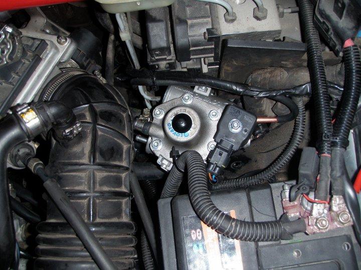 ΦΩΤΟΓΡΑΦΙΕΣ ΑΠΟ : Υγραεριοκίνηση Αυτοκινήτων 'Αφοί Γιώβη' - Alfa Romeo 156