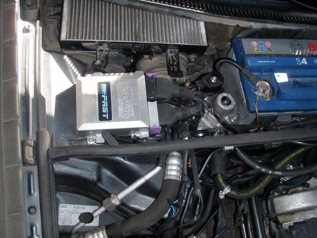 ΦΩΤΟΓΡΑΦΙΕΣ ΑΠΟ : Υγραεριοκίνηση Αυτοκινήτων 'Αφοί Γιώβη' - Audi A4 1.8T