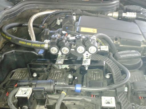ΦΩΤΟΓΡΑΦΙΕΣ ΑΠΟ : Υγραεριοκίνηση Αυτοκινήτων 'Αφοί Γιώβη' - MERCEDES E200