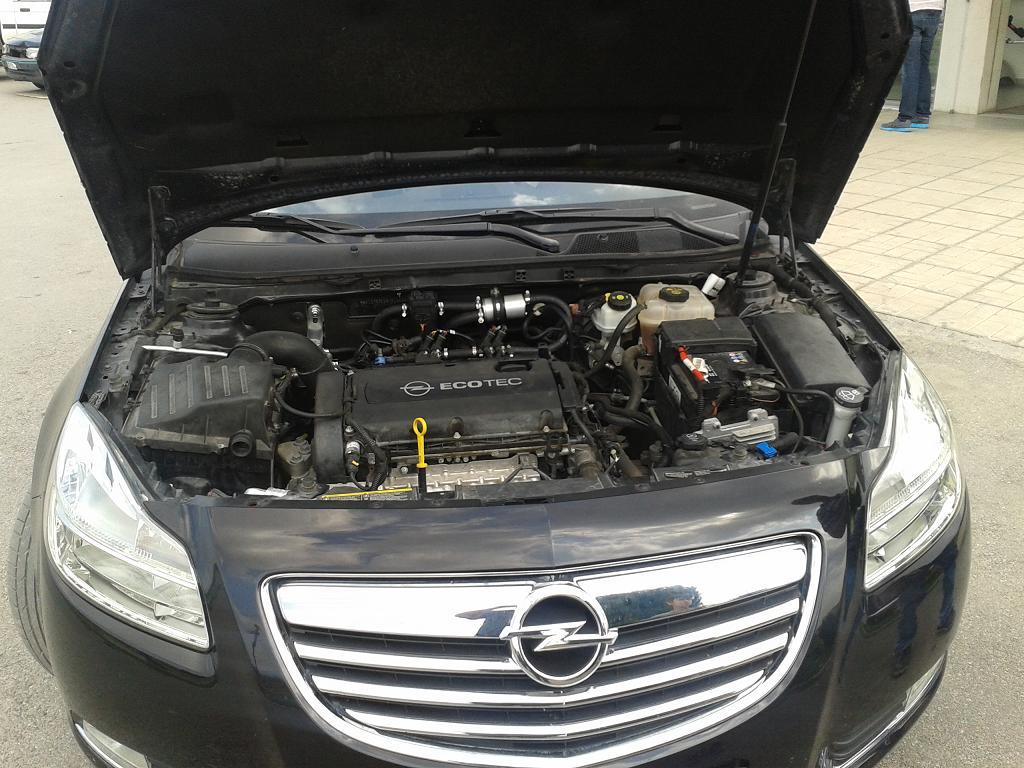 ΦΩΤΟΓΡΑΦΙΕΣ ΑΠΟ : Υγραεριοκίνηση Αυτοκινήτων 'Αφοί Γιώβη' - Opel Insignia