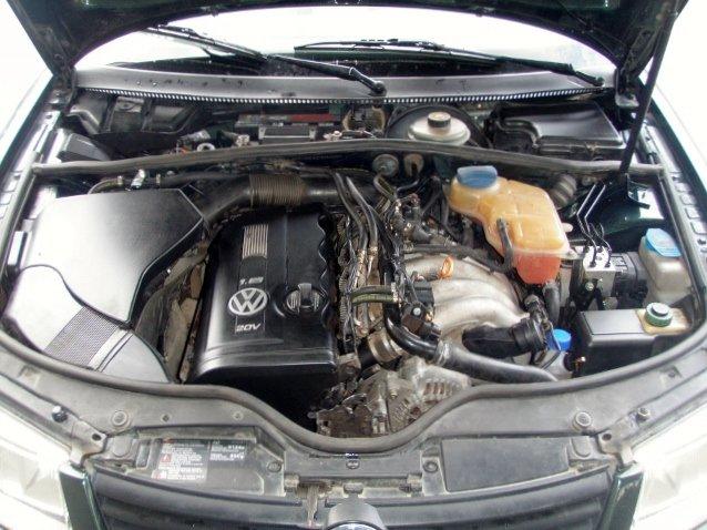 ΦΩΤΟΓΡΑΦΙΕΣ ΑΠΟ : Υγραεριοκίνηση Αυτοκινήτων 'Αφοί Γιώβη' - VW Passat 1.8